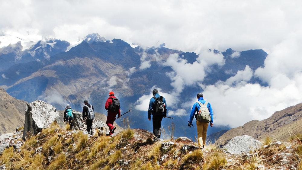 Stock-Trekking-Inca